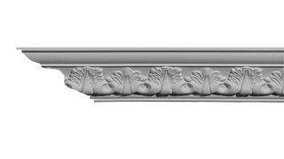 Acanthus Crown Molding